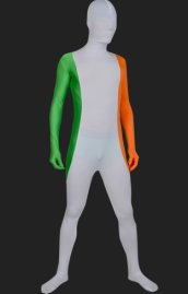 Ireland Full Body Suit | Spandex Lycra Unisex Full Body Zentai Suit