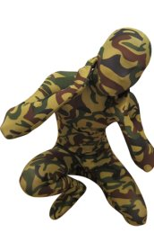 Camouflage Zentai Suit | Green and Brown Spandex Lycra Zentai Suit