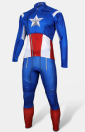 Captain America Cycling Jersey | Long Sleeves