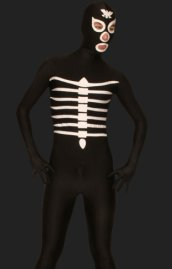 Kamen Rider Shocker Spandex Lycras Full Body Zentai Suit
