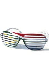 South Africa Flag Shutter Shades