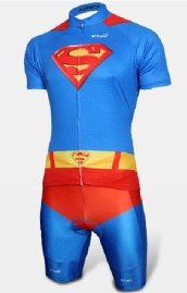 Superman Printing Triathlon Skinsuit