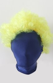 Yellow Zentai Wig