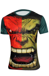 Superhero Compress Gym Wear
